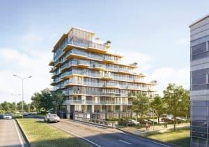 oasis city almere architect